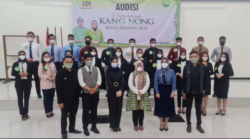 Audisi Kang Nong Kota Serang 2021
